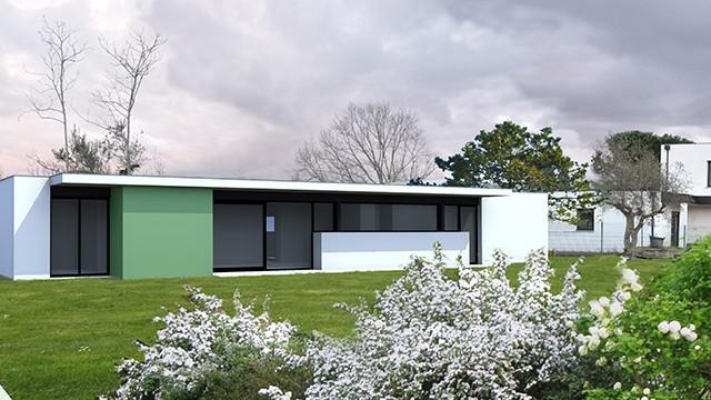 Villa PRG - Toulouse (Haute-Garonne) - 2015